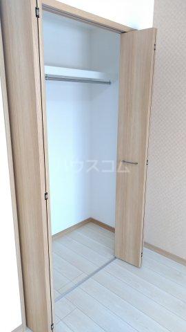 Meith GUSHI 704号室の収納