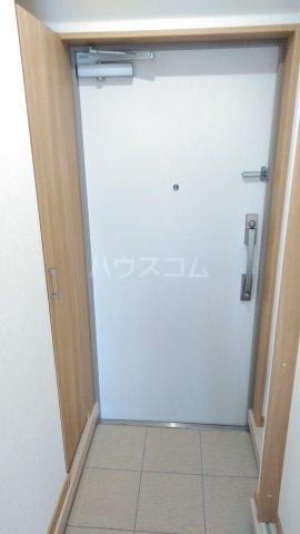 Meith GUSHI 704号室の玄関