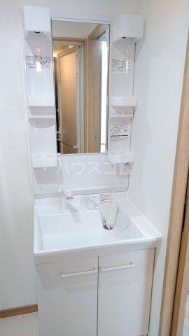 Meith GUSHI 803号室の洗面所