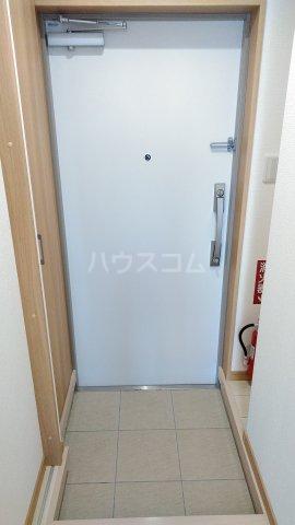 Meith GUSHI 803号室の玄関