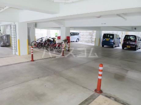 オーシャンパレスウィズペット 407号室の駐車場