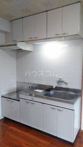 メルベーユ仲村 302号室のキッチン