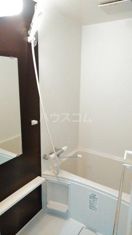 With結 205号室の風呂