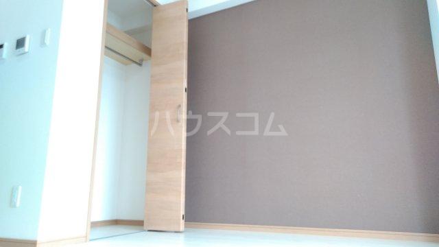 With結 205号室の居室