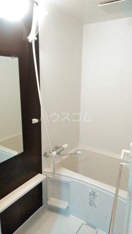 With結 303号室の風呂