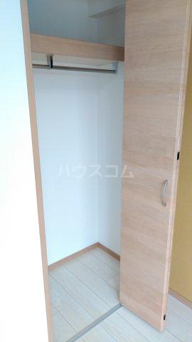 With結 303号室の収納