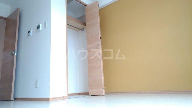 With結 303号室の居室