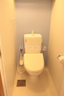 Villa IRIS 401号室のトイレ