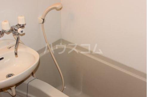 パラム 3-C号室の風呂