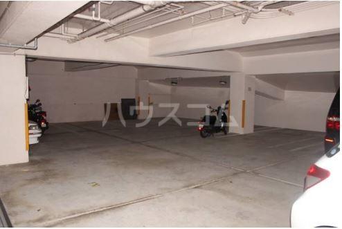 パラム 3-C号室の駐車場