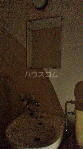 守山アートハイツ 3E号室の洗面所