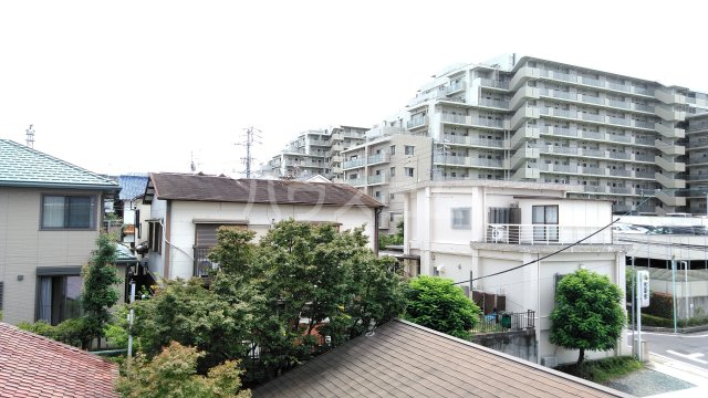 守山アートハイツ 3E号室の景色