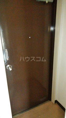 守山アートハイツ 3E号室の玄関
