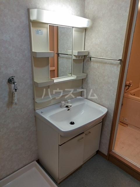 S-FORT上小田井 402号室の洗面所
