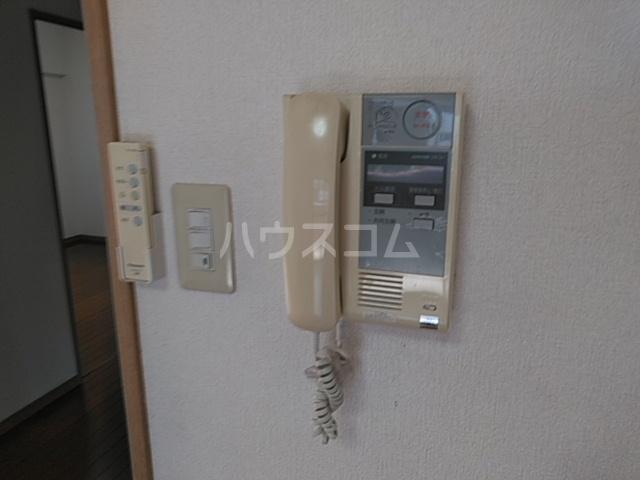 S-FORT上小田井 402号室のセキュリティ