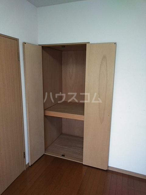 S-FORT上小田井 402号室の収納
