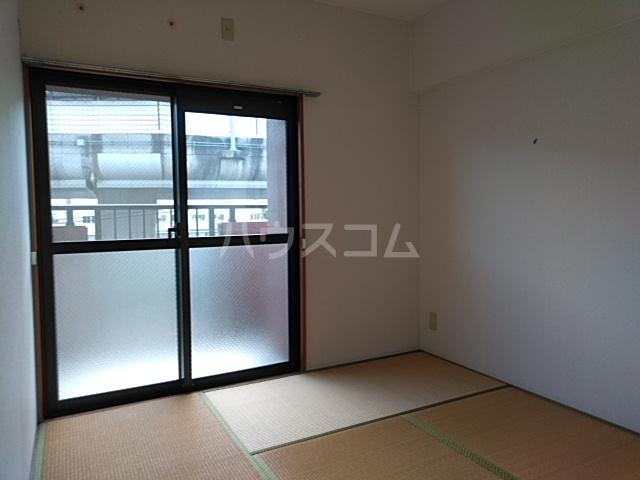 S-FORT上小田井 402号室の居室