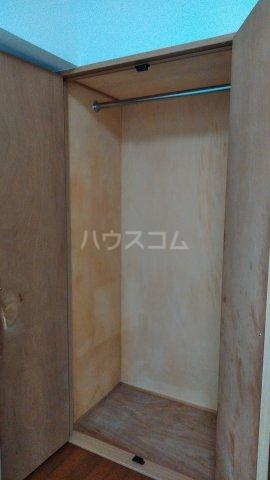 S-FORT上小田井 602号室の収納