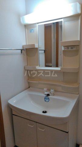 S-FORT上小田井 602号室の洗面所