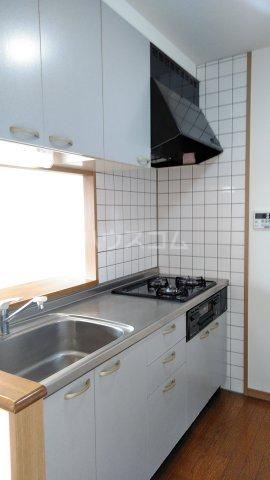 S-FORT上小田井 602号室のキッチン