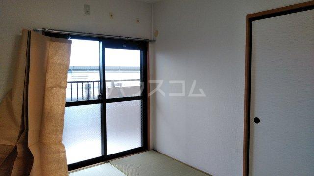S-FORT上小田井 602号室の居室