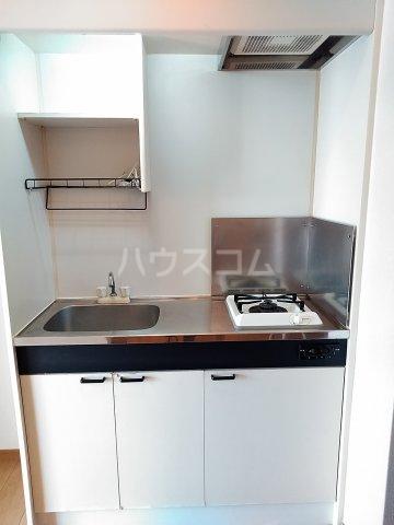 ニューリバーⅠ 2A号室のキッチン