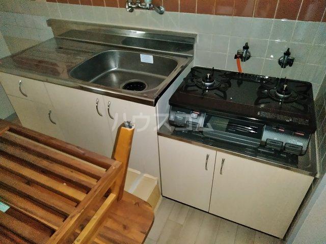 μ's Vintage 406号室のキッチン