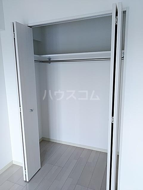 Ceres須ケ口駅前 402号室の収納