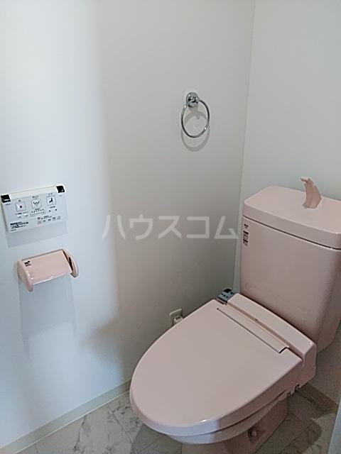Ceres須ケ口駅前 402号室のトイレ