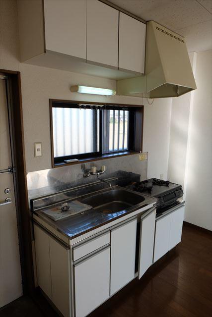 アネックスⅢ 105号室のキッチン