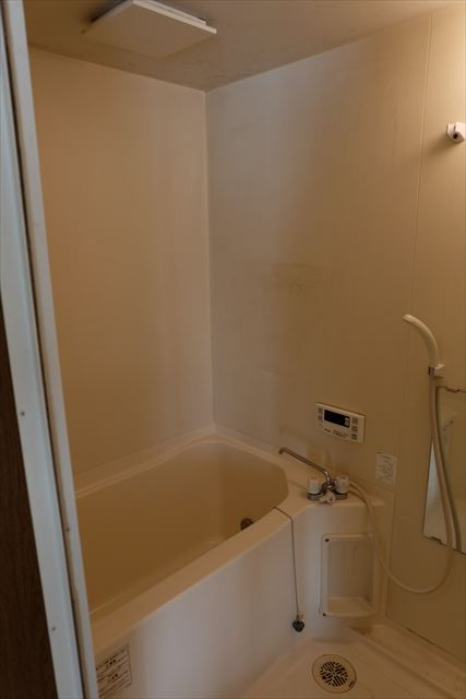 アネックスⅢ 105号室の風呂