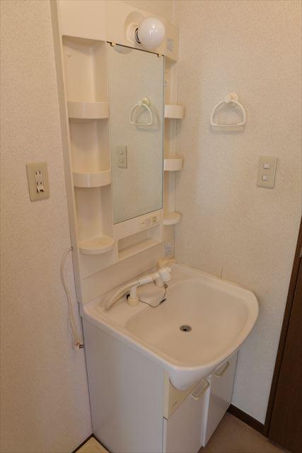 アネックスⅢ 105号室の洗面所