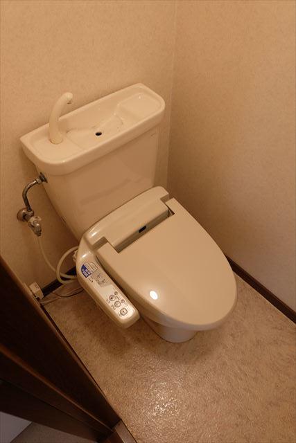 アネックスⅢ 105号室のトイレ