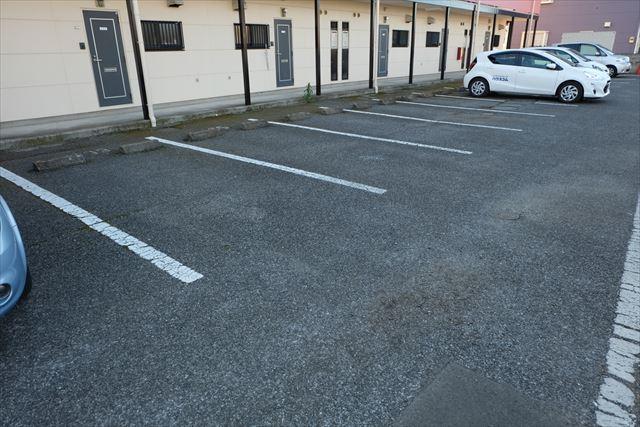 アネックスⅢ 105号室の駐車場