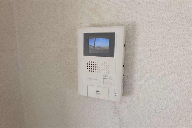 アネックスⅢ 105号室のセキュリティ