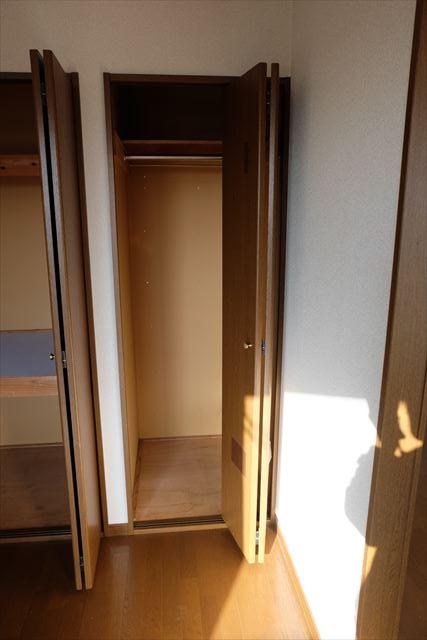 アネックスⅢ 105号室の収納