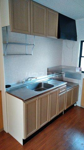 サンクレールオカダ 101号室のキッチン