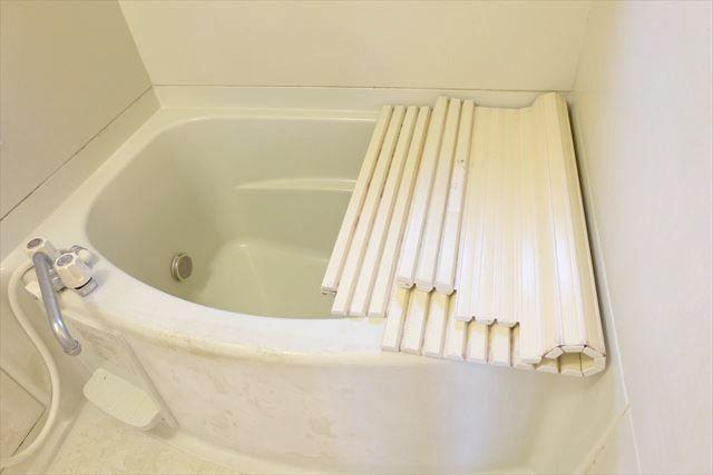 サンガーデンカムアンドエム A棟 202号室の風呂