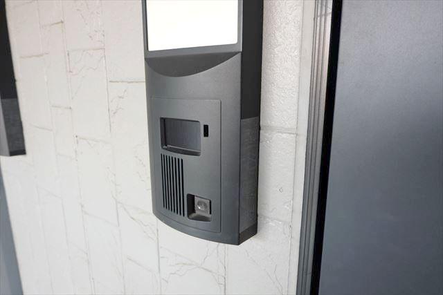 サンガーデンカムアンドエム A棟 202号室のセキュリティ