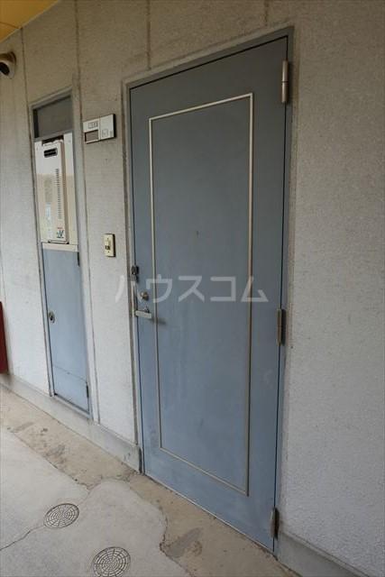 レジデンス暁 102号室のセキュリティ