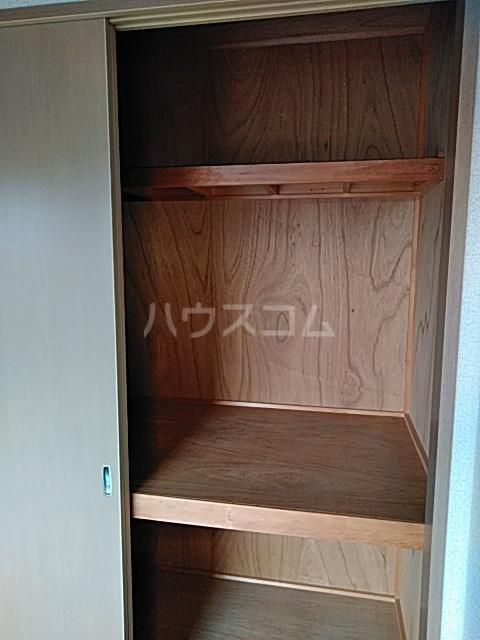 ウッディベル 202号室の収納
