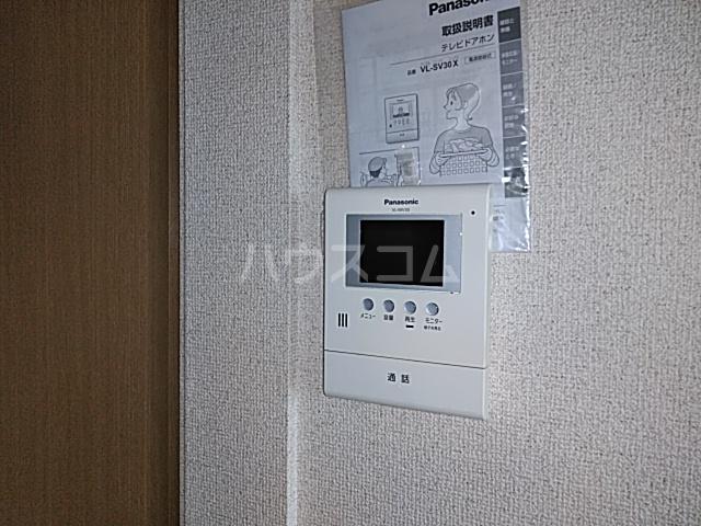 ウッディベル 202号室のセキュリティ