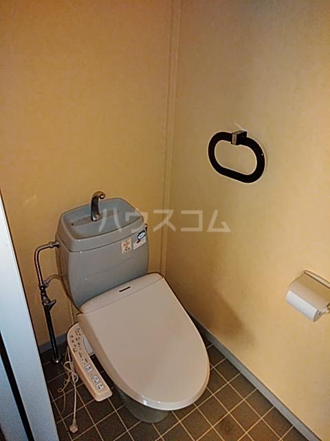 サンリヴェール B棟 202号室のトイレ