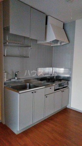 サンスカーラ 202号室のキッチン