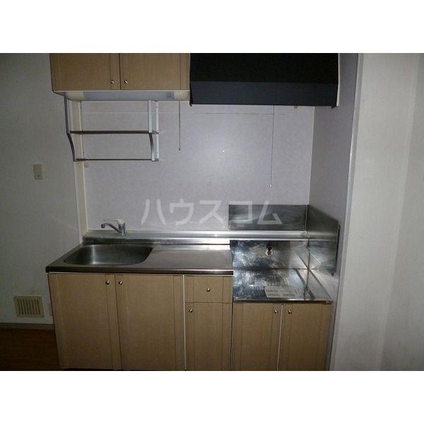 コスモス(石橋) 201号室のキッチン