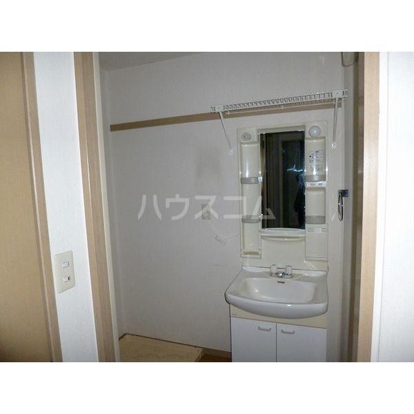 コスモス(石橋) 201号室の洗面所