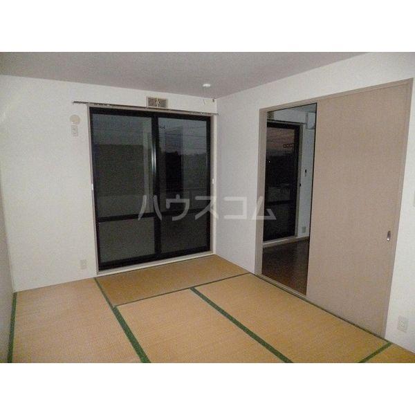 コスモス(石橋) 201号室のベッドルーム