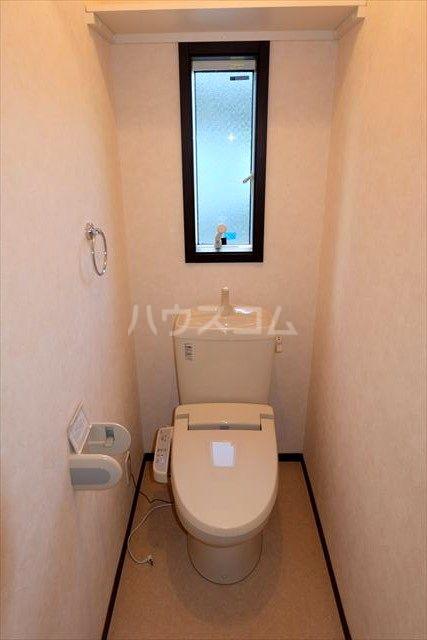 メゾン絆のトイレ
