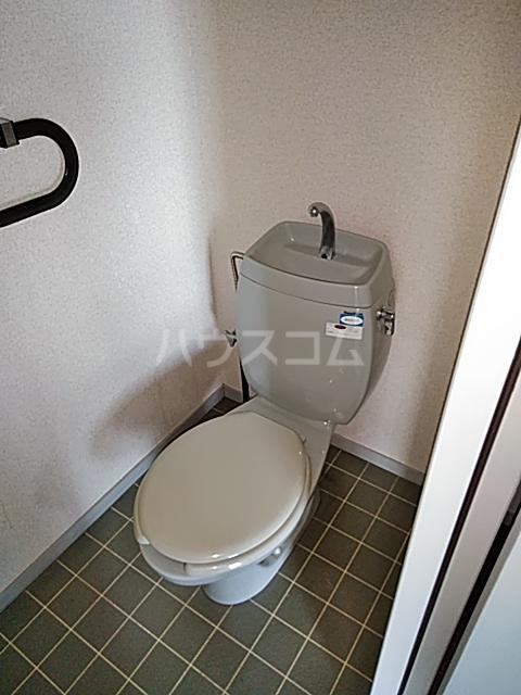 サンビレッジアイランド Ⅱ 201号室のトイレ