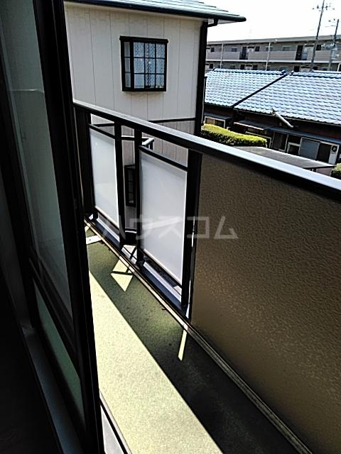 サンビレッジアイランド Ⅱ 201号室のバルコニー